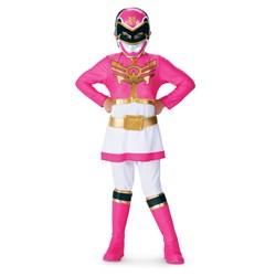 Deluxe Pink Power Ranger Megaforce Child Costume