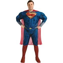 Superman Man of Steel Deluxe Adult Plus Costume