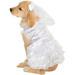 Bride Pet Costume