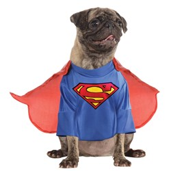 DC Comics Superman Pet Costume