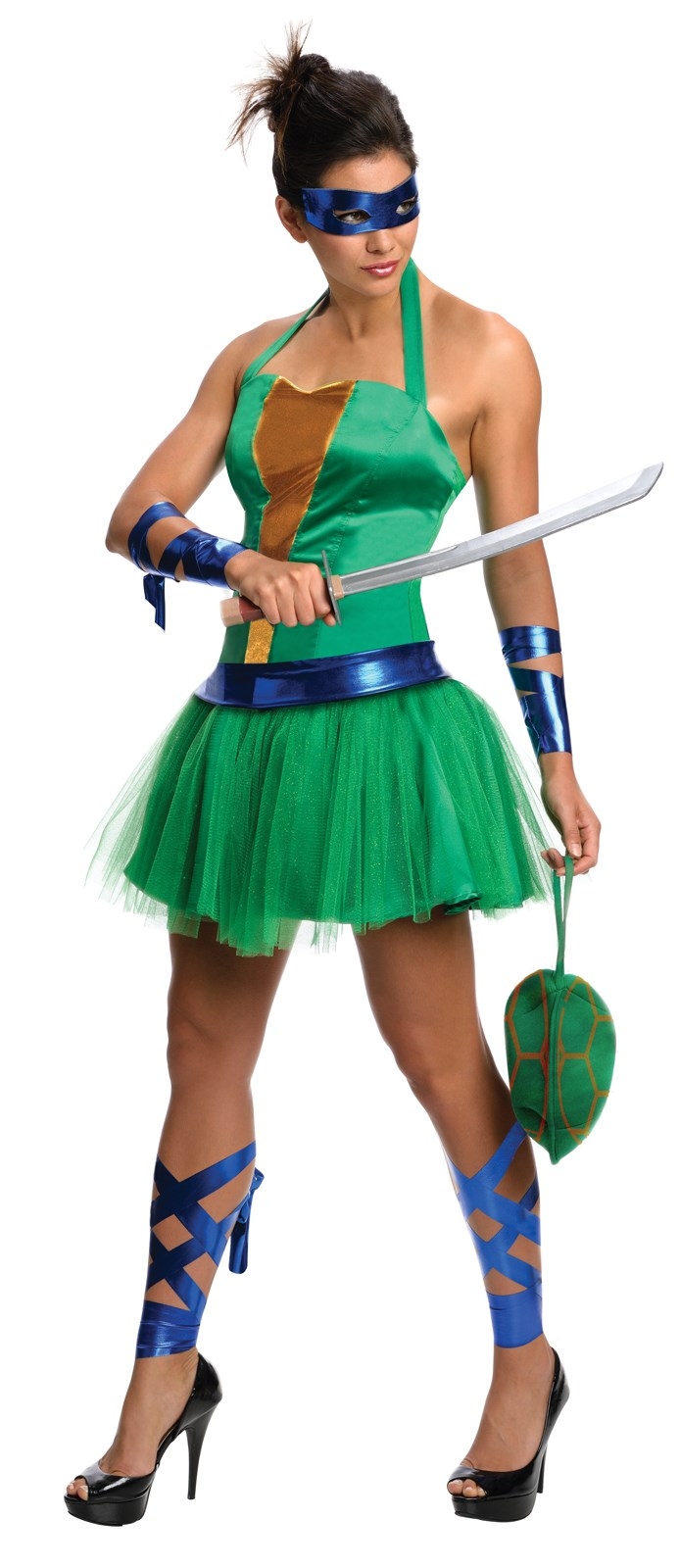 Teenage Mutant Ninja Turtles Leonardo Adult Dress