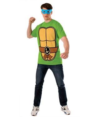Teenage Mutant Ninja Turtles Leonardo Adult T-Shirt Kit