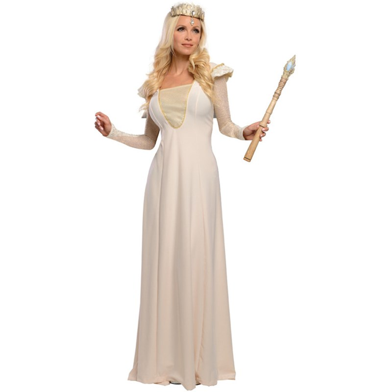 Oz The Great And Powerful Deluxe Glinda Adult Costume for the 2015 Costume season.