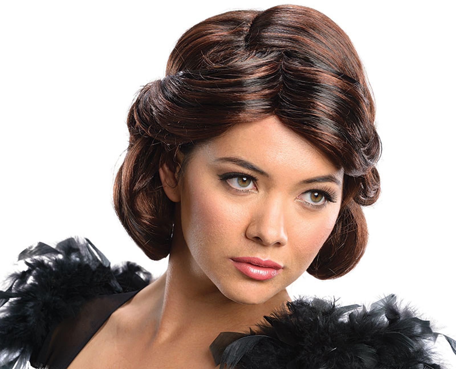 Oz The Great And Powerful Evanora Adult Wig