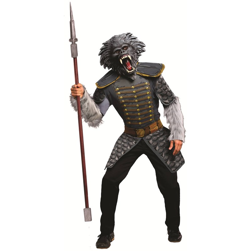 Oz The Great And Powerful Deluxe Flying Baboon Adult Costume for the 2014 Costume season.