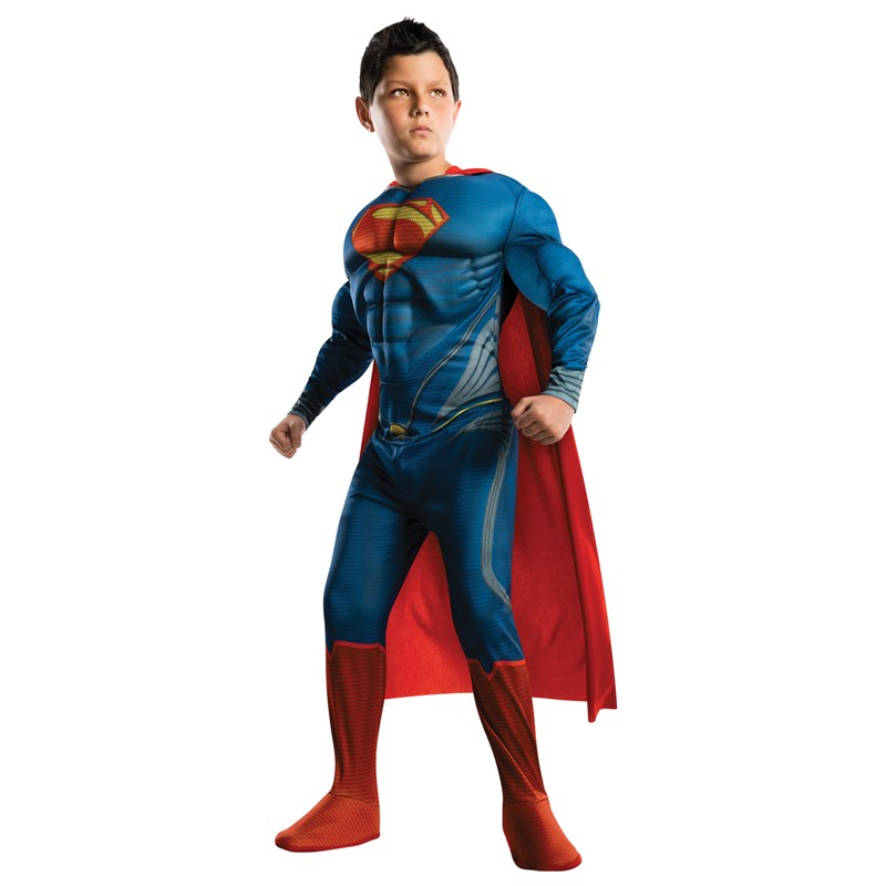 Superman Man of Steel Deluxe Toddler / Child Costume<br />