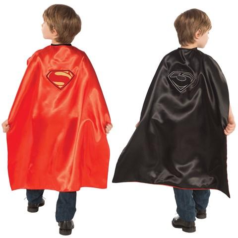 Superman Man of Steel / General Zod Reversible Cape