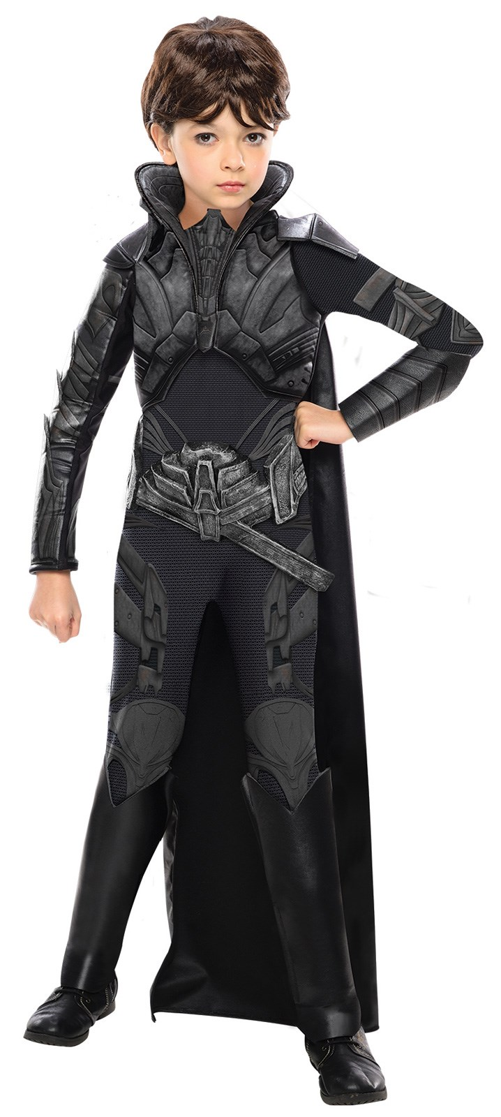 Superman Man of Steel Deluxe Faora Child Costume