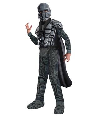 Superman Man of Steel Deluxe General Zod Child Costume