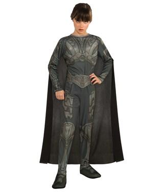Superman Man of Steel Faora Tween Costume