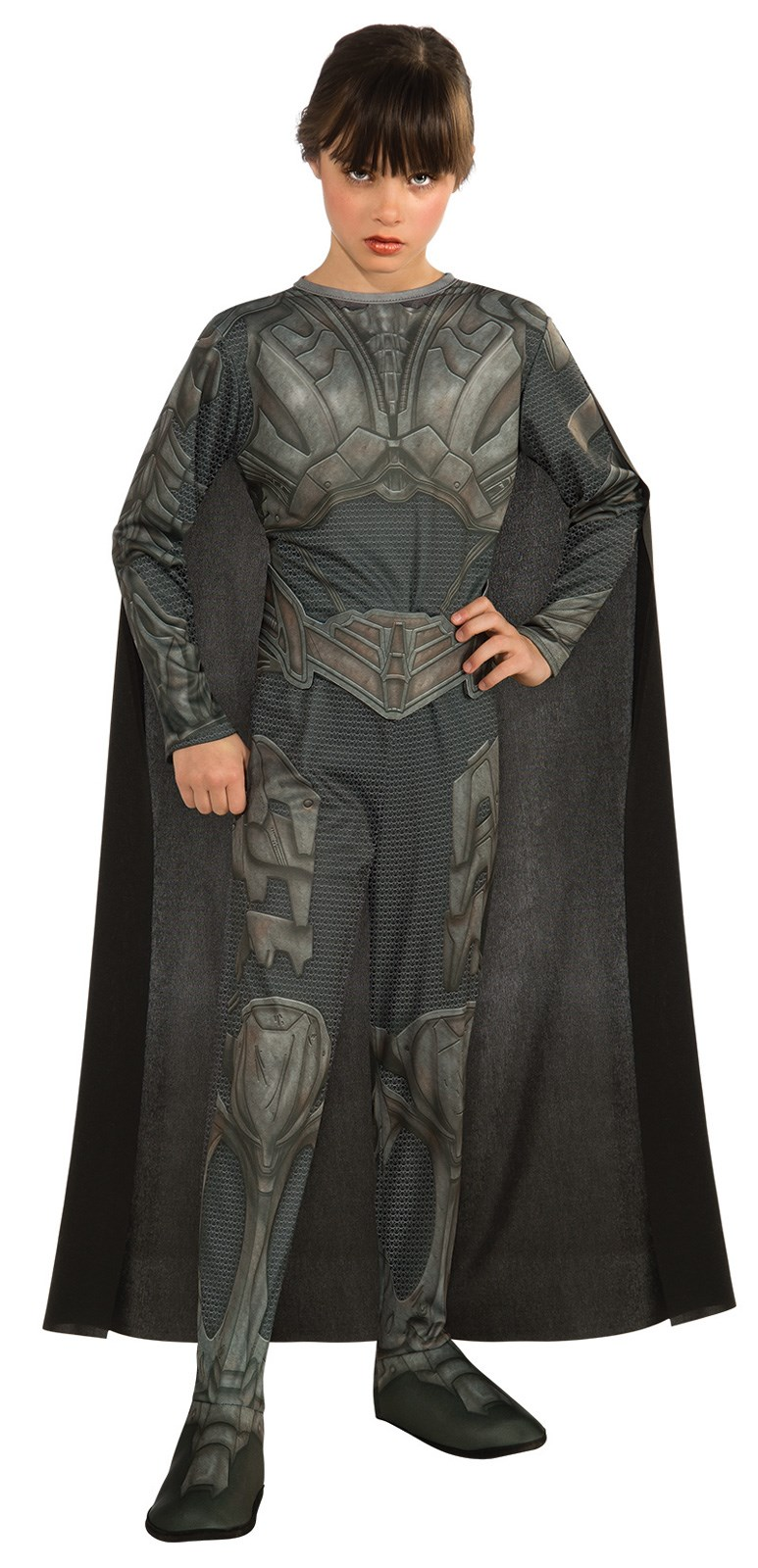 Superman Man of Steel Faora Tween Costume