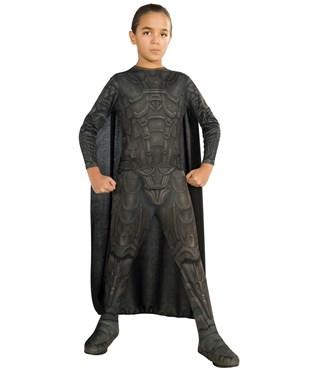 Superman Man of Steel General Zod Tween Costume