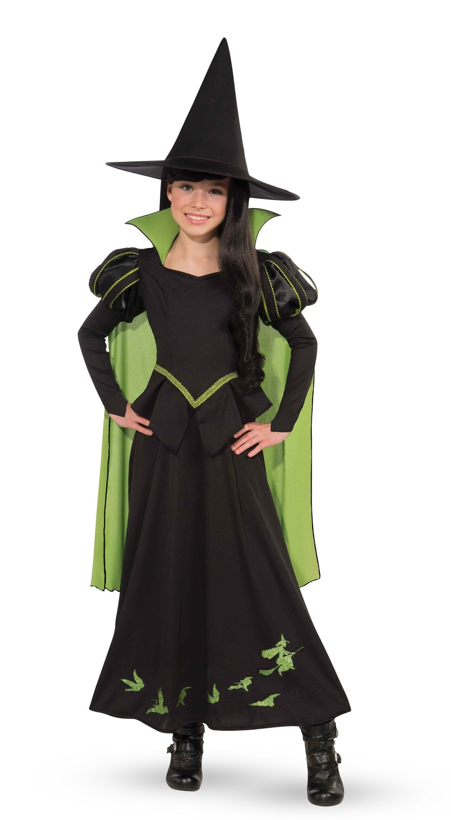 Wizard Of Oz-Wicked Witch Of The West Child Costume