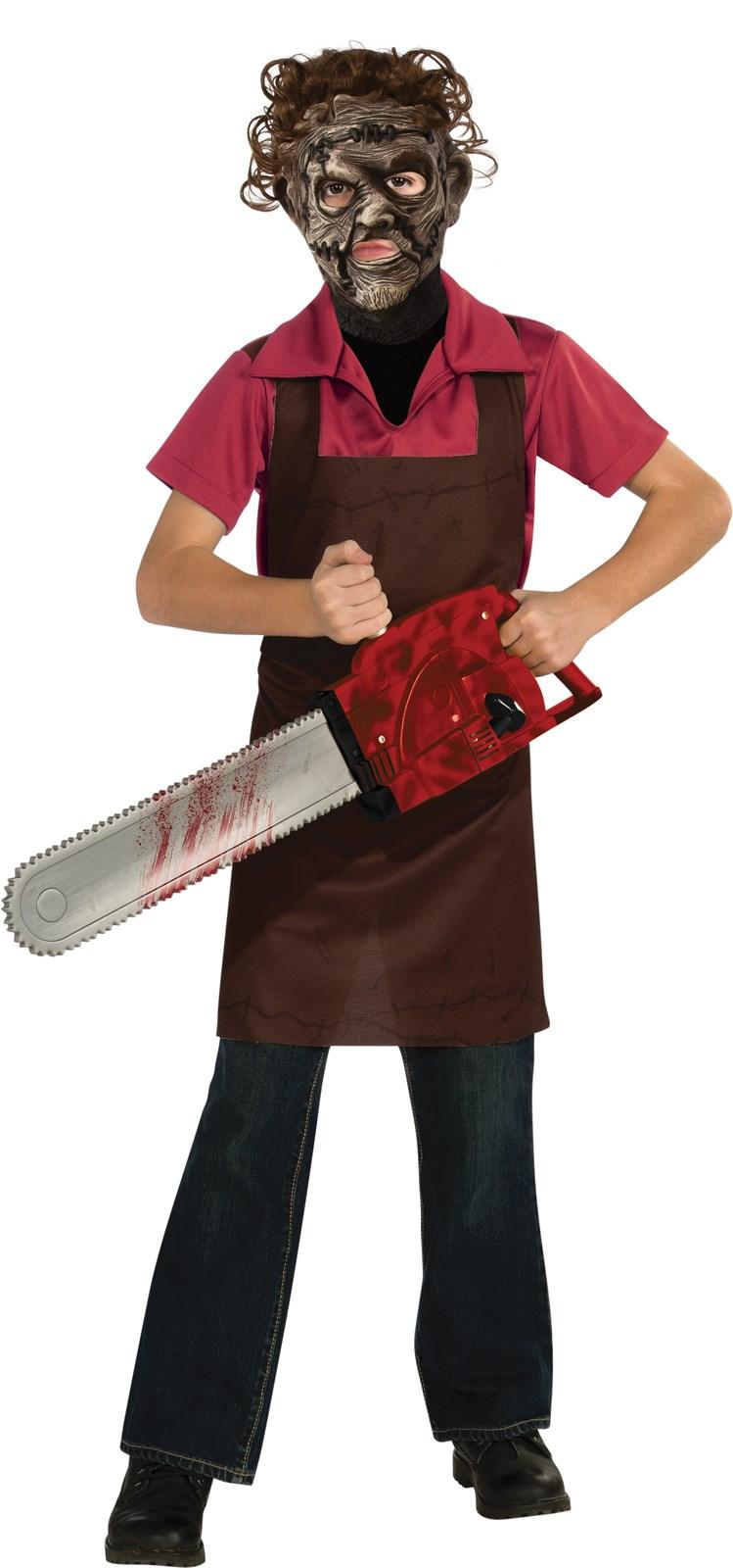 Texas Chainsaw Massacre Leatherface Halloween Costumes