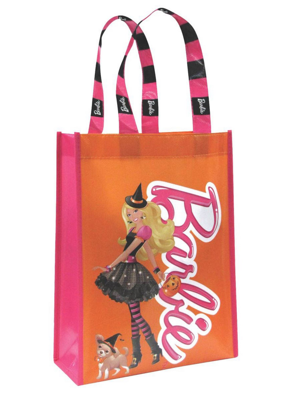 Image of Barbie Trick or Treat Bag