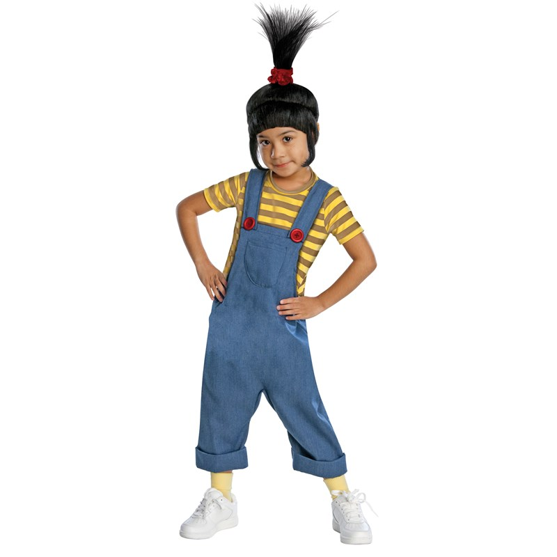 Despicable Me   Deluxe Agnes Toddler  and  Child Costume for the 2015 Costume season.