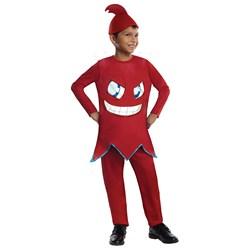 Pac-Man Blinky Child Costume