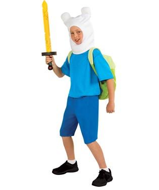 Adventure Time - Finn Deluxe Child Costume
