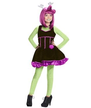 Novi Stars  - Alie Lectric Child Costume