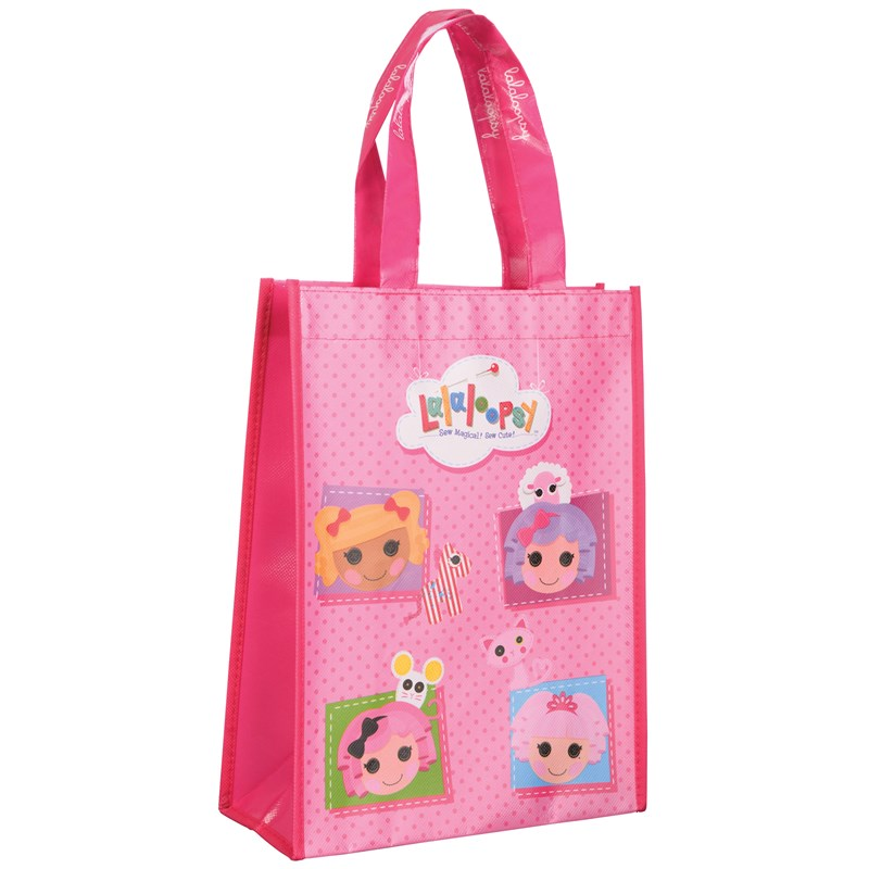 Lalaloopsy Trick or Treat Bag for the 2015 Costume season.