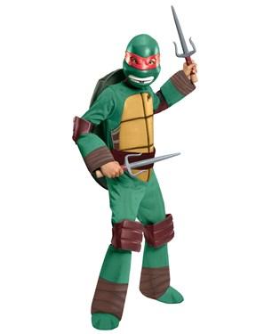 Teenage Mutant Ninja Turtle - Raphael Kids Costume