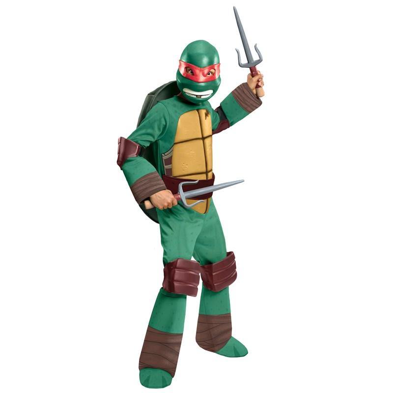 Teenage Mutant Ninja Turtle   Raphael Kids Costume for the 2015 Costume season.