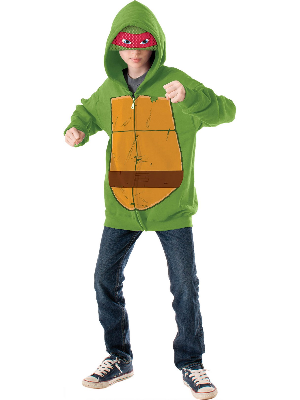 Teenage Mutant Ninja Turtle - Raphael Kids Hoodie
