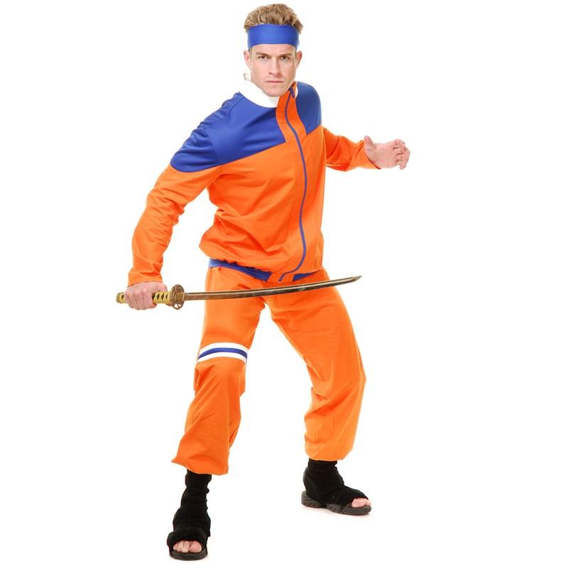 Ninja Fighter Adult Costume for the 2015 Costume season.