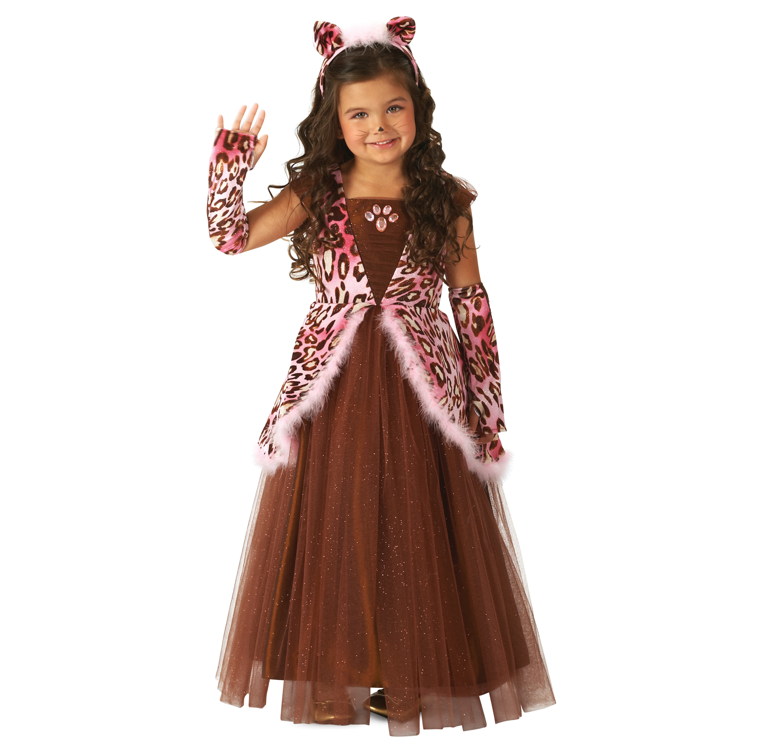 Princess Kitty Child Costume