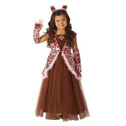Princess Kitty Child Costume