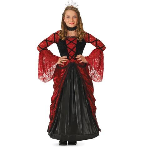 Deluxe Vampire Child Costume