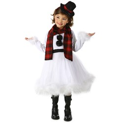 Snowman Kids Dress