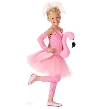 Flamingo Tutu Kids Costume