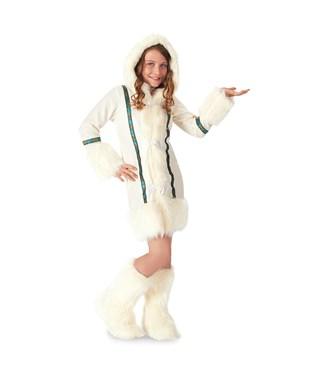Eskimo Kids Costume