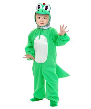 Yoshimoto The Green Dino Toddler Costume