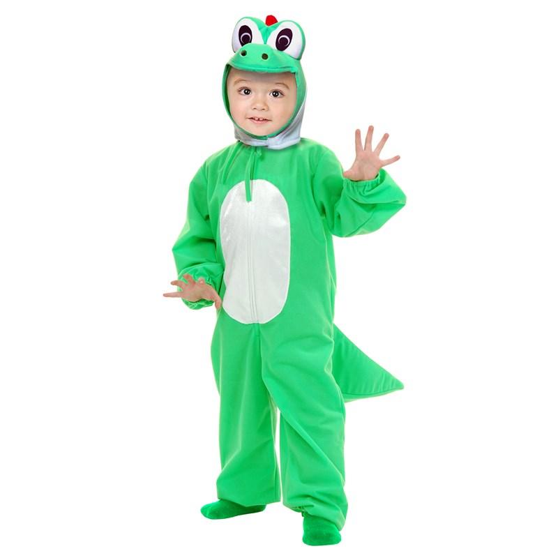 Yoshimoto The Green Dino Toddler Costume for the 2015 Costume season.