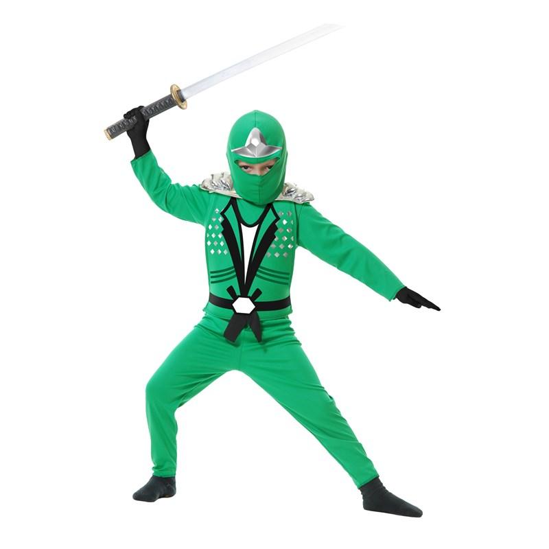 Green Ninja Avengers Series II Toddler Costume for the 2014 Costume season.