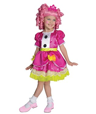 Lalaloopsy Deluxe Jewel Sparkles Toddler / Child Costume
