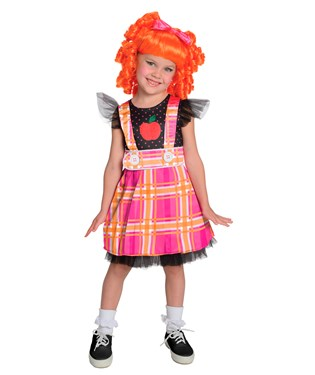 Lalaloopsy Deluxe Bea Spells-a-Lot Toddler / Child Costume