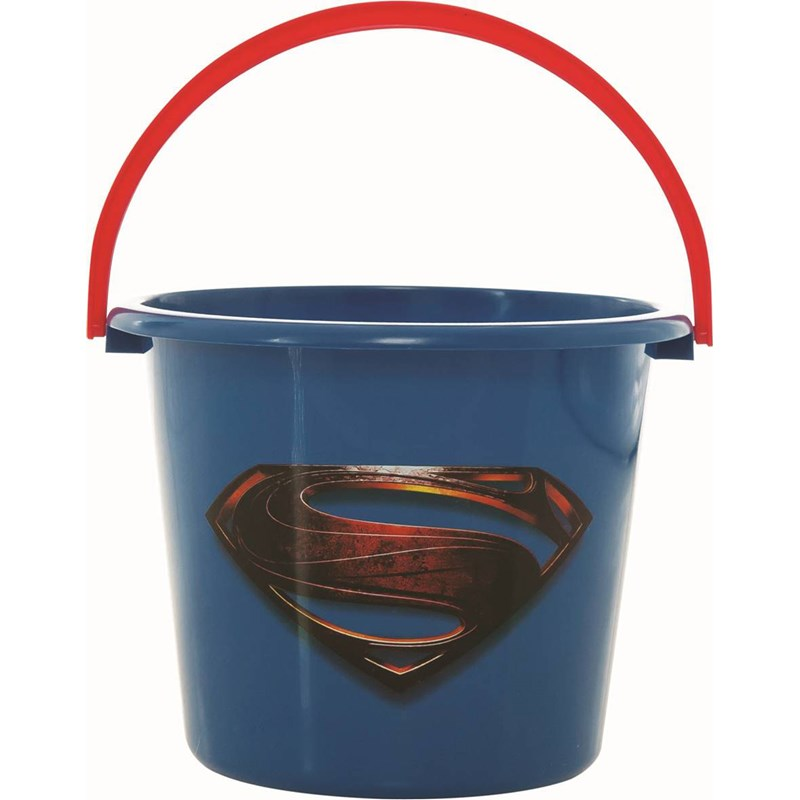 Superman Man of Steel Treat Pail for the 2015 Costume season.