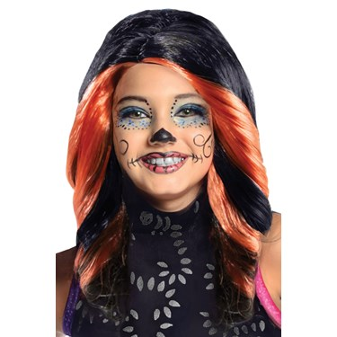 Monster High Skelita Calaveras Wig