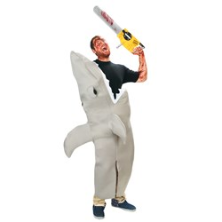 Shark Attack Adult Costume Kit