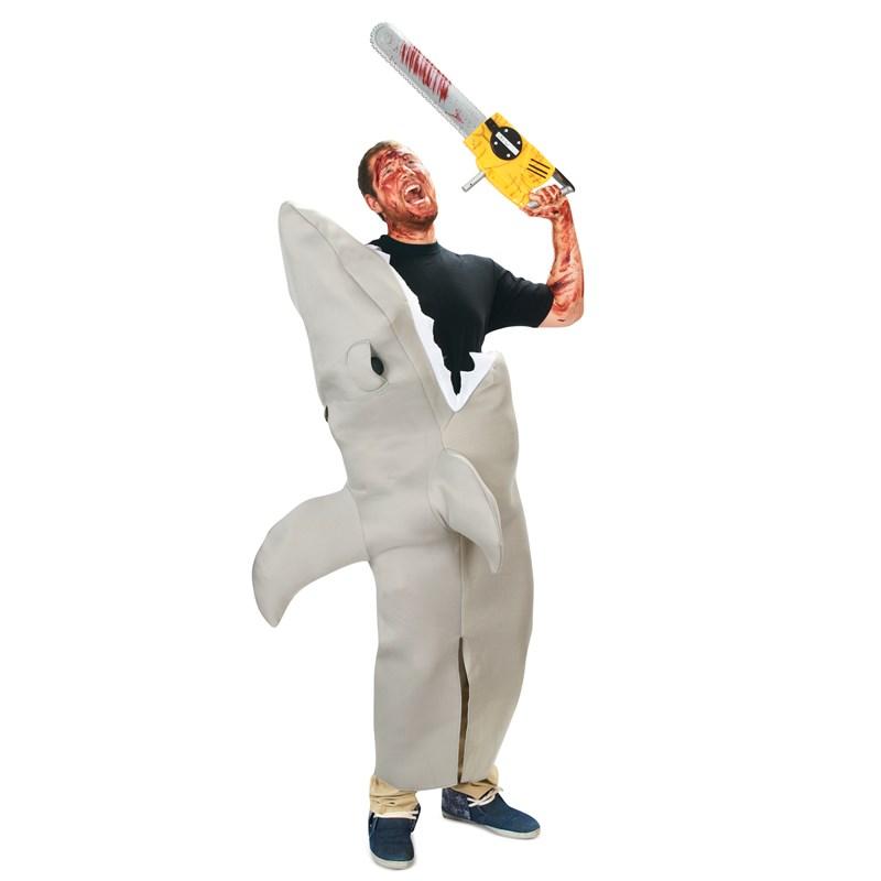 Shark Attack Adult Costume Kit for the 2015 Costume season.