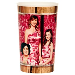 Duck Dynasty Pink Camo Plastic Cup