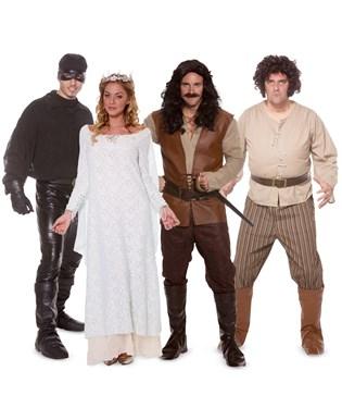 Princess Bride Group Costumes