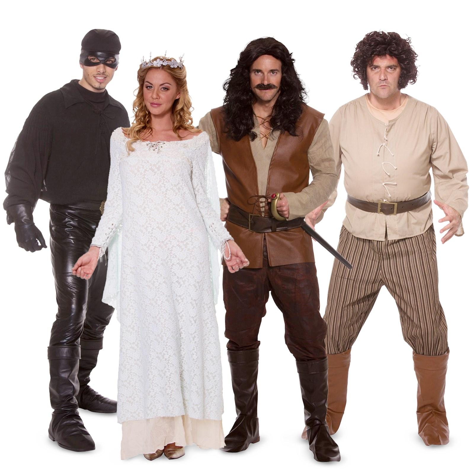 Princess Bride Group Costumes | BuyCostumes.com