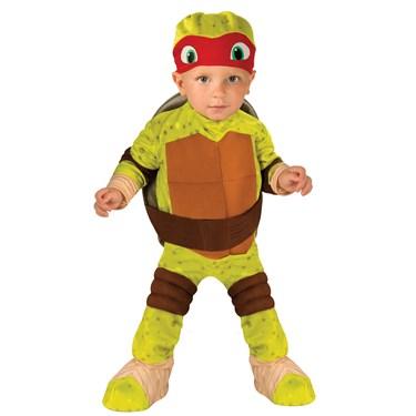Teenage Mutant Ninja Turtle - Raphael Toddler Costume