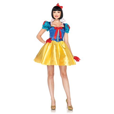 Classic Snow White Adult Costume