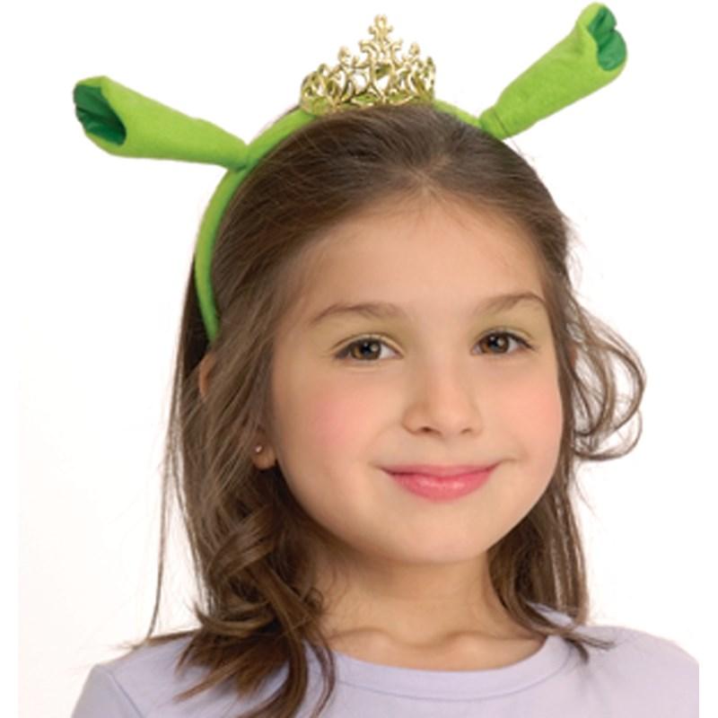 Shrek   Princess Fiona Tiara with Ears for the 2015 Costume season.