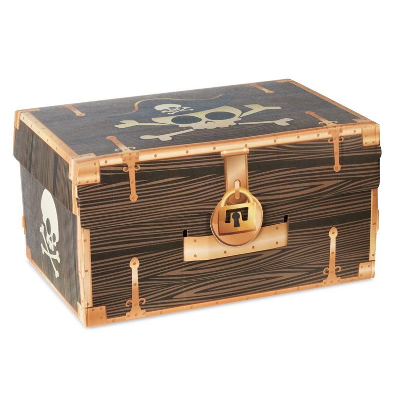 Pirate Dress Up Trunk for the 2015 Costume season.